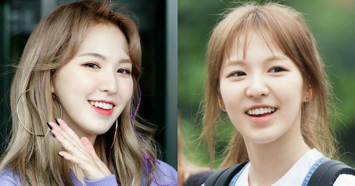 Here S How Each Member Of Red Velvet Looks Without Makeup