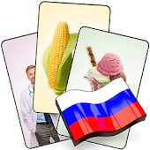 Russian Flash Cards with 408 Cards for Learning