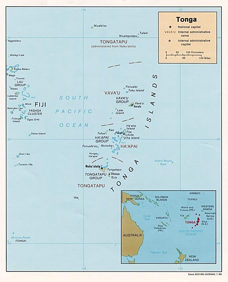 Il Regno di Tonga