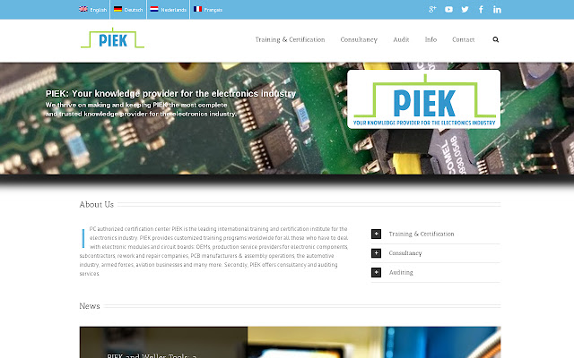 Electronic Interconnect Industry News By PIEK
