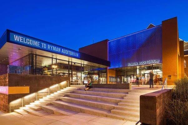 Ryman Auditorium and Museum