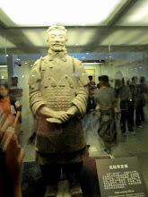 Photo: Day 188 - Perfect Example in Display Case -  Terracotta Warriors in Xi'an #3