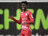 Olayinka ne devrait pas rester à Gand et partir au Slavia Prague