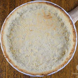 Gluten-Free Almond Flour Pie Crust.