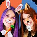 Pet Animal Party Playtime - selfie lens camera