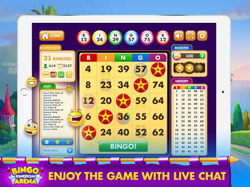 Bingo Kingdom Arena: Best Free Bingo Games 0.0.53 screenshots 9