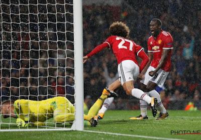"""Avec Lukaku et Fellaini, un troisième Belge à Manchester United : """"Jouer avec Man U reste le grand rêve"""""""