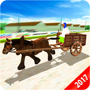Horse Cart Racing Quest