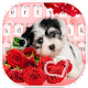 Dog Rose Keyboard Theme for PC-Windows 7,8,10 and Mac