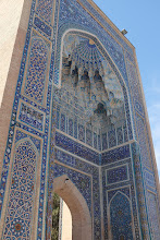 Photo: Samarkand Uzbelistan