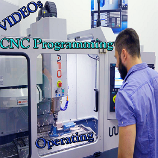 CNC Machine Programming Operating Tools VIDEOs App