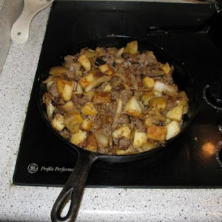 Camp-Style Potatoes