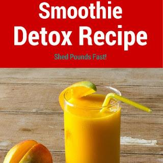 Mango Detox Smoothie Recipe - Cleanse Your Body