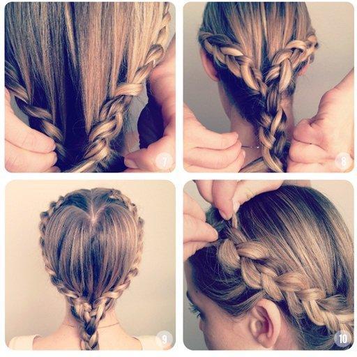 How to make braids