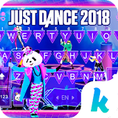 Just Dance Animated Kika Keyboard
