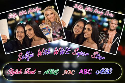 Selfie With Roman Reigns & All WWE Wrestler 1.1 screenshots 4