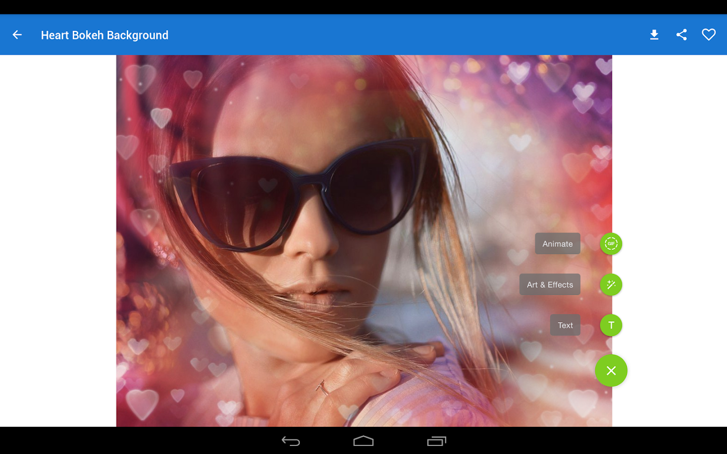 Photo Lab PRO Picture Editor: Effekte, Unschärfe & Kunst android ...