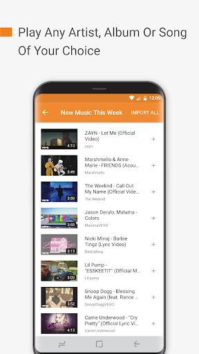 Download Free Music Unlimited For Youtube Stream Player Free For Android Free Music Unlimited For Youtube Stream Player Apk Download Steprimo Com