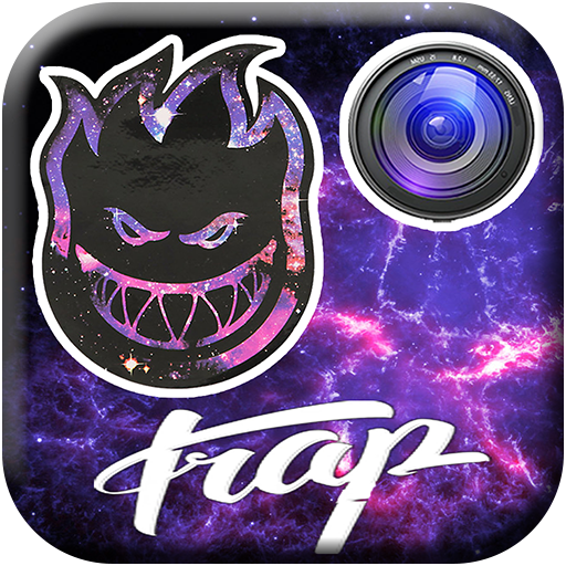 trap stickers photo editor trap quotes apps on google play