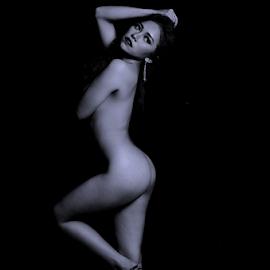 Woman by Renie A. Priyanto - Nudes & Boudoir Artistic Nude ( #bw #woman #sexy #nudes #beauty )