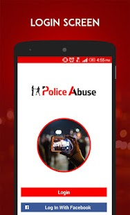PoliceAbuse.com- screenshot thumbnail