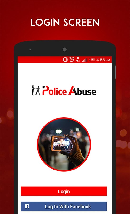 PoliceAbuse.com- screenshot