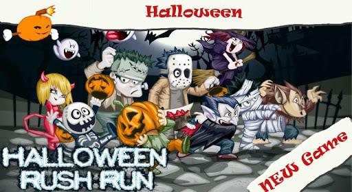 Halloween Rush Run