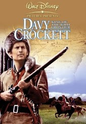 Davy Crockett : King of The Wild Frontier