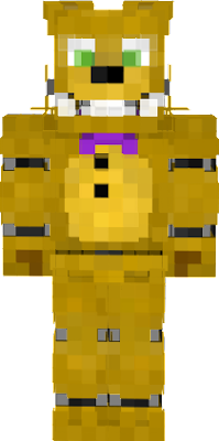 A (rather good) remake of the Spring Bonnie skin you'd usually see here on Nova Skin. -W.A.