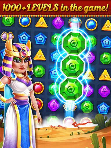 Crush Legend Predynastic Pharaoh  screenshots 4