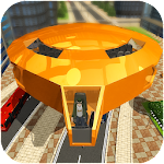 Gyroscopic Taxi Bus Driving Simulator Icon