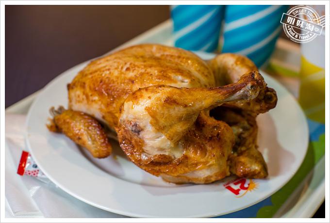21風味館雞腿
