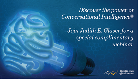 Webinar on Conversational Intelligence