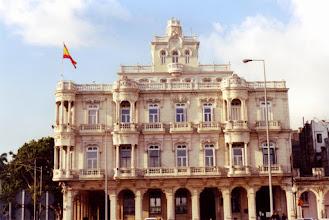 Photo: #004-La Havane-L'ambassade d'Espagne