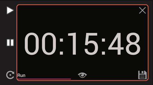 Chronometer activity 5.0 screenshots 2