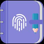 diary w/ fingerprint lock JOKE