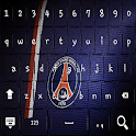 Paris saint germain Keyboard icon