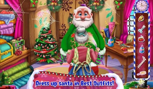 Download santa claus tailor android games apk