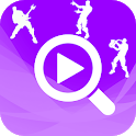 Videos for Battle Royale - Emotes, Dances, Battles icon