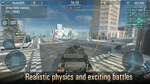Armada: Modern Tanks - Free Tank Shooting Games 3.20.1 screenshots 1