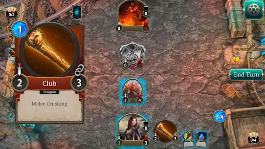 Spellsword Cards: Demontide Apk Download For Android and Iphone 7