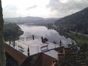 Photo: i widok z zamku
