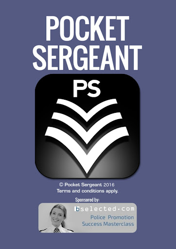 Screenshot for Pocket Sgt - UK Police Guide in Hong Kong Play Store