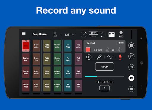 Remixlive - drum & play loops 3.3.5 screenshots 7