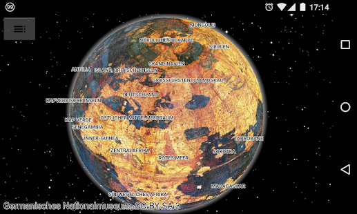 Behaim Globe- screenshot thumbnail
