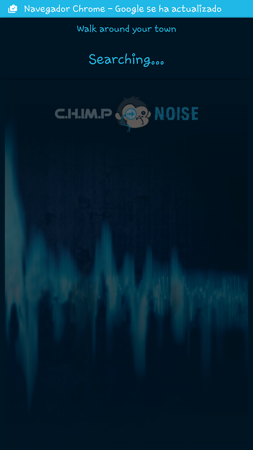 ChimpNoise- screenshot