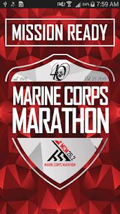 Marine Corps Marathon- screenshot thumbnail