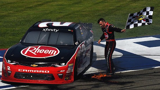 Xfinity NASCAR Wallpaper - náhled