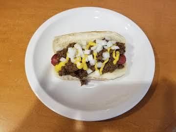 Texas Hot Dog Sauce