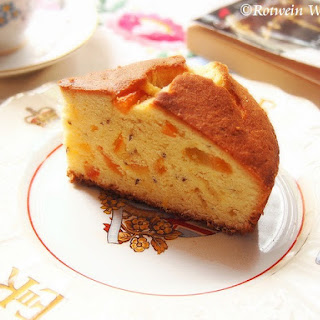 Orange And Caraway Seed Cake Recipes